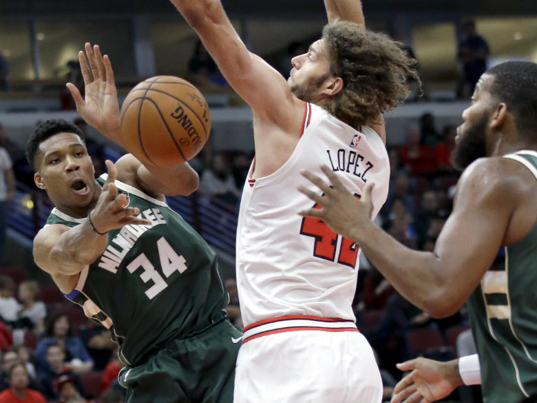 One Team, One Stat: Bucks live in the paint