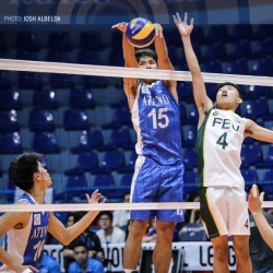 Blue Eagles trample Tams, a win away from the title