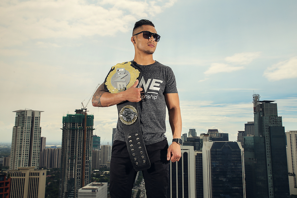Martin Nguyen couldn't pass up fighting 'friend' Folayang