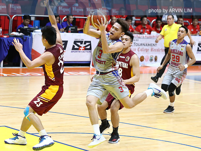 Arellano tries to call on even more magic against Perpetual
