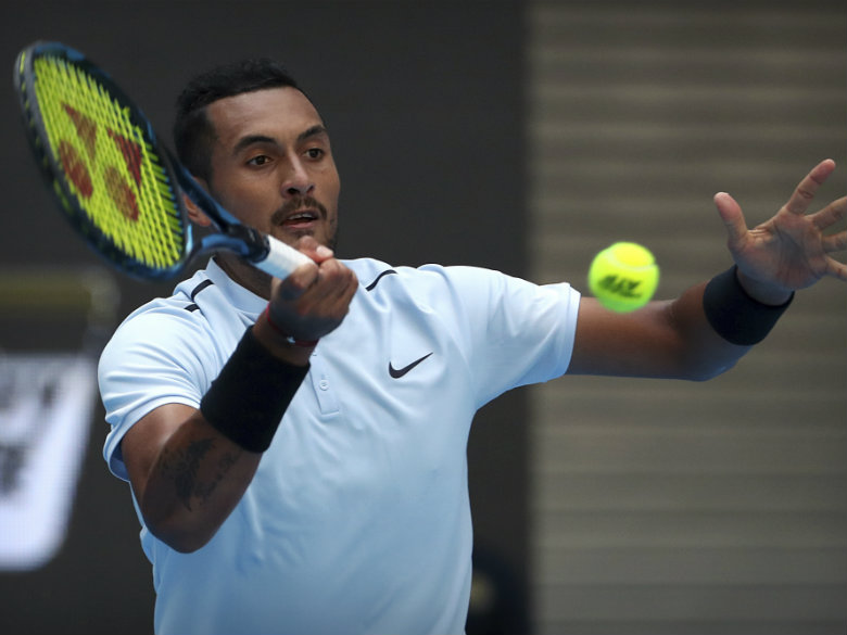 Kyrgios fined $31,085 for incident at Shanghai Masters