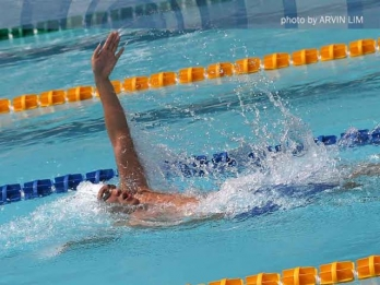 Ateneo, UP stake titles as UAAP 80 swimming begins