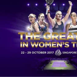 Tennis Fans: Don't Miss the WTA Finals Live this October