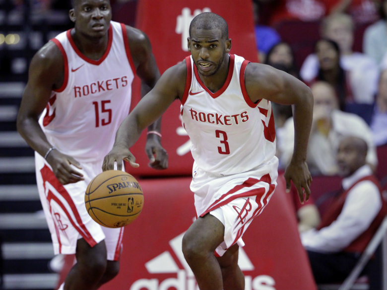Rockets add All-Star Paul as they look to take next step