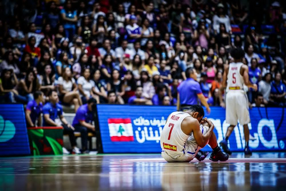Gilas drops three places in latest FIBA World rankings