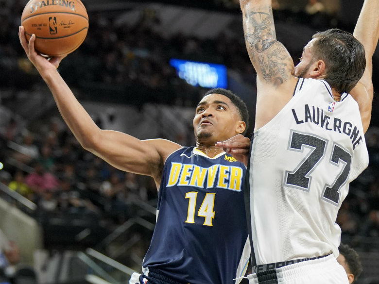 Nuggets announce Gary Harris extension