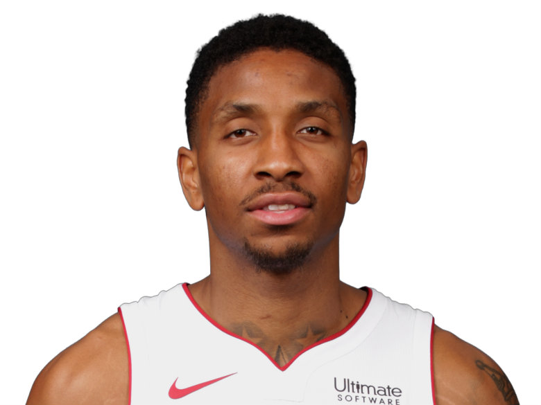 Miami Heat swingman Rodney McGruder to miss 3-6 months