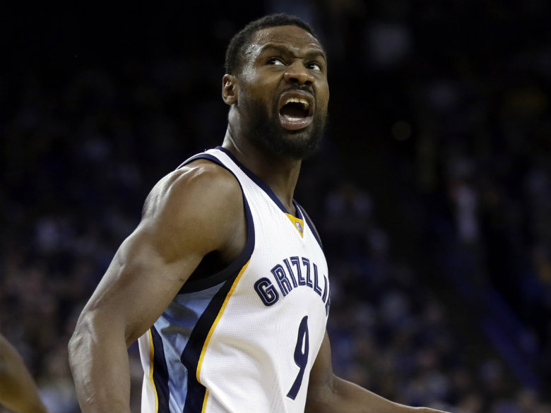 Grizzlies pay tribute to Tony Allen, will retire his jersey