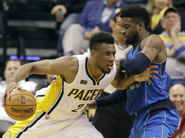One Team, One Stat: For Indy, quality without quantity on 3s