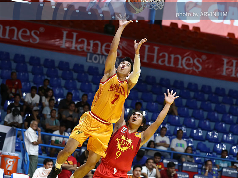 Baste out to keep holding on in face of Mapua's challenge