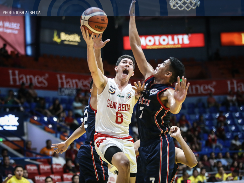 Must-win rivalry game as San Beda wages war with Letran