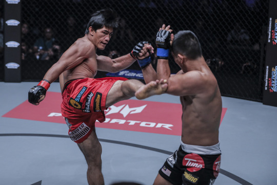 Folayang ready for historic showdown against Nguyen