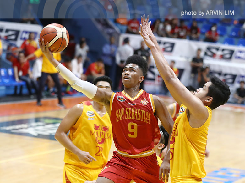 Jayson David jolts much-needed life to Baste's playoff hopes