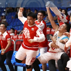 Red Cubs sniffing top seed as Mapua, CSB-LSGH get tripped