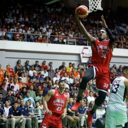 Gin Kings land the opening haymaker in The Rematch