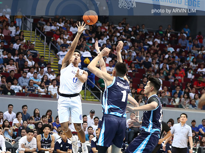 Adamson puts up latest challenge to undefeated Ateneo