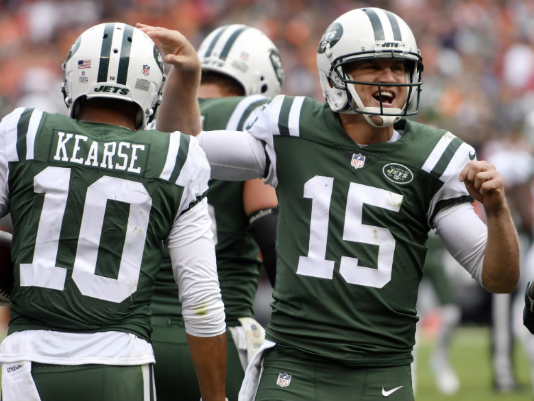 Top spot in AFC East on line with Patriots vs., uh, Jets?