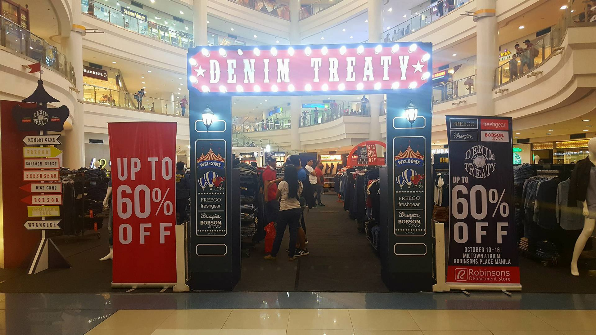 A must-check out fair for denim lovers