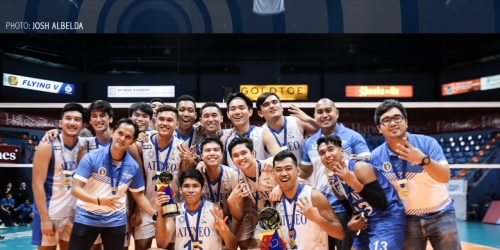 PVL title a stepping stone to UAAP 4-peat -- Almadro