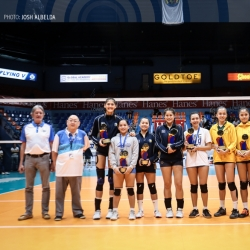 Santiago named PVL Collegiate Conference MVP