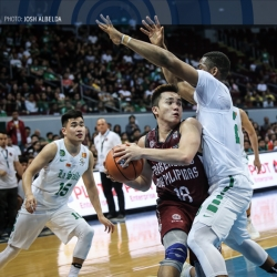 Revenge on the minds of DLSU against UP