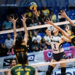 SWEEP VICTORY: NU claims PVL Collegiate Conference title