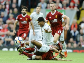 Goals dry up for Man United as Man City delivers masterclass