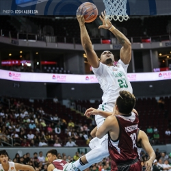DLSU leaves no doubt in exacting revenge against UP