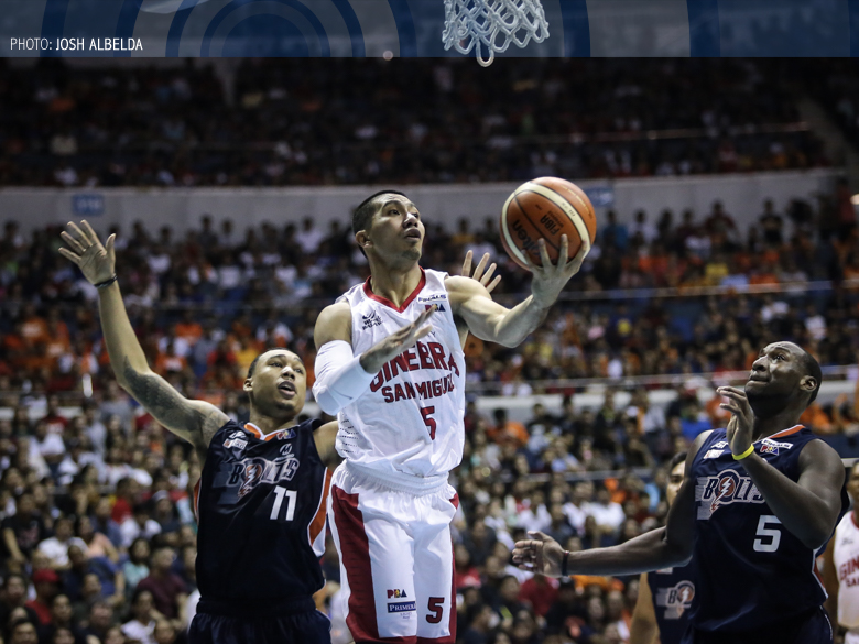 Ginebra tries to open 2-0 finals lead against Meralco