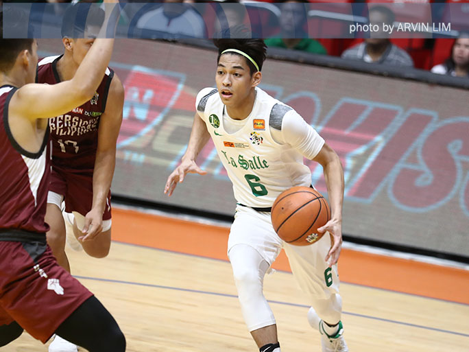Ricci Rivero takes center stage as Player of the Week