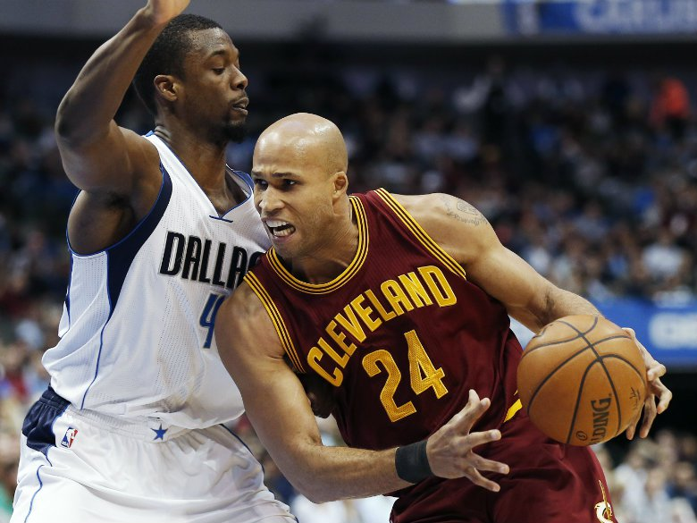 Bucks, Richard Jefferson share interest in possible deal