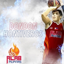 Dondon Hontiveros to catch fire anew for Alab Pilipinas