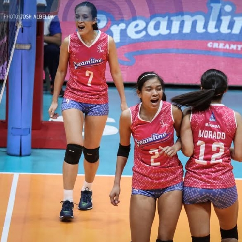 Valdez gives home province fans a treat in PVL on Tour