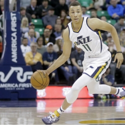 Timeline unknown for Jazz's Exum following shoulder surgery