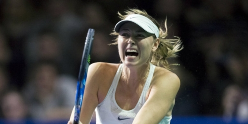 Sharapova loses to Rybarikova at Kremlin Cup