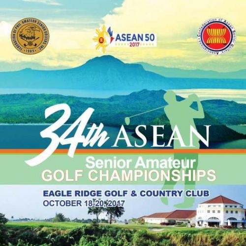 ASEAN Senior Amatuer Golf Championships tees off in Cavite