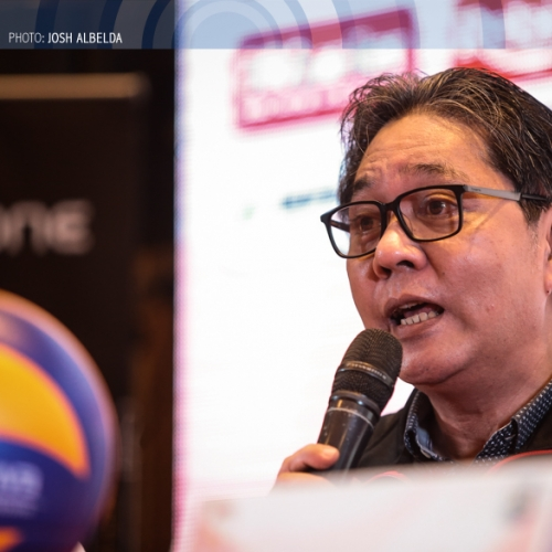 Gilas-like volleyball team 'ultimate dream' of Chooks-to-Go