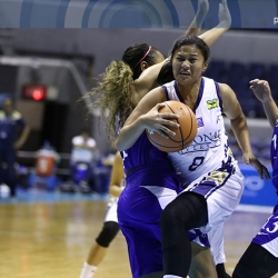 Nabalan records triple-double as Lady Bulldogs rise to 8-0