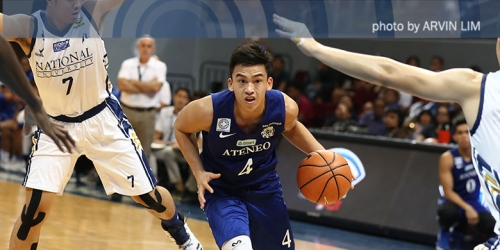 9-0 Ateneo keeps rising while also keeping NU reeling