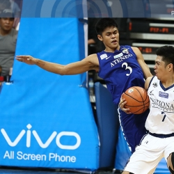This is Gian Mamuyac and defense is his calling card