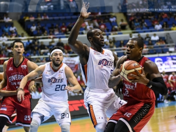 They just outplayed us tonight -- Brownlee