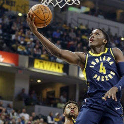 Revamped Pacers rely on new faces to cut down Nets 140-131