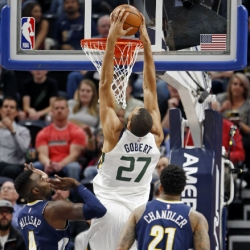 Jazz defense shuts down Nuggets late, 106-96
