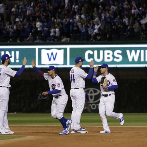 Cubs avoid sweep, top Dodgers 3-2 to cut NLCS deficit to 3-1
