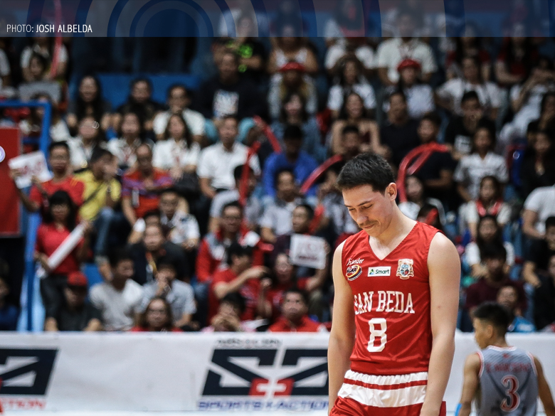 For 1st time in 11 years, no playoff advantage for San Beda