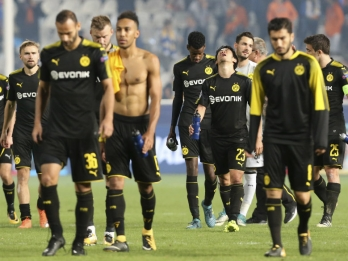 Dortmund's early season elation gone after week to forget