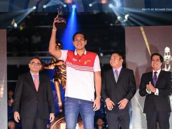 4-time PBA MVP June Mar Fajardo wants international glory