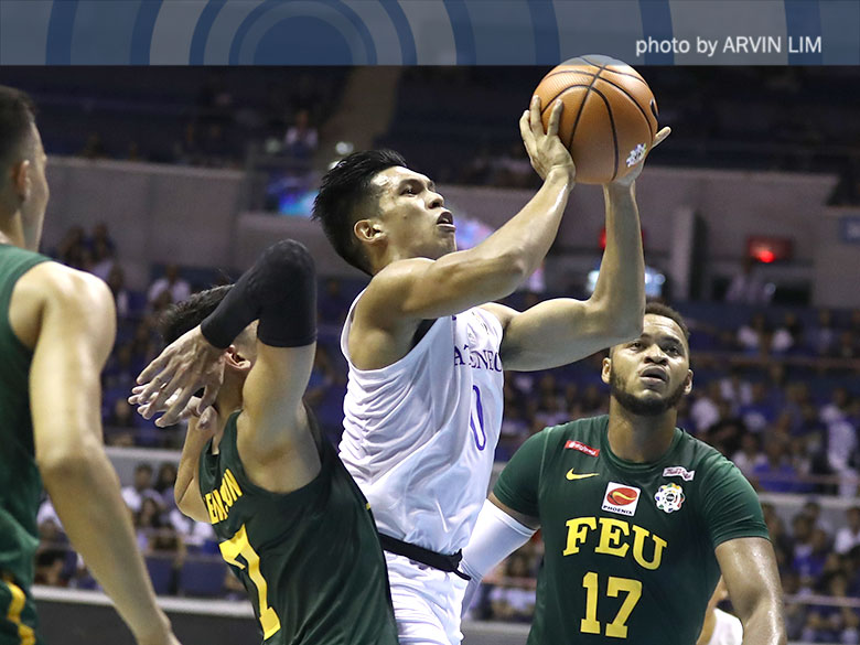 FEU standing in way of Final Four berth for Ateneo