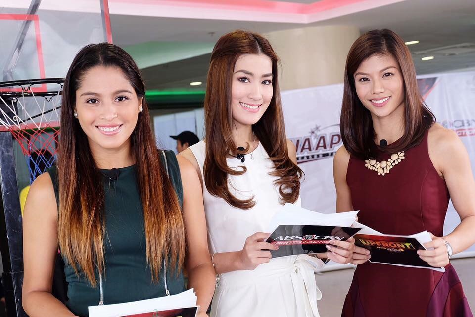 Meet Bea Daez, UAAP's first female basketball analyst