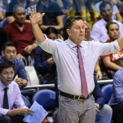 Yes, Brgy. Ginebra was trying to call timeout late in Game 4